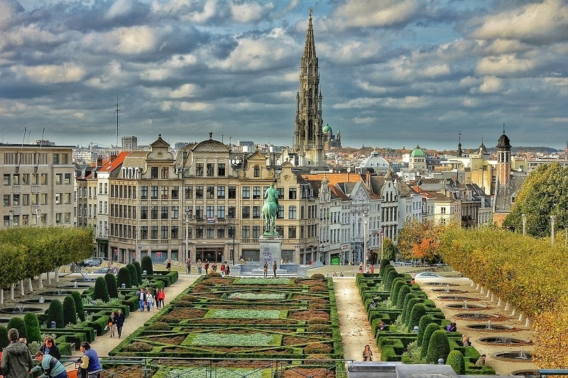 About Belgium(Brussels)