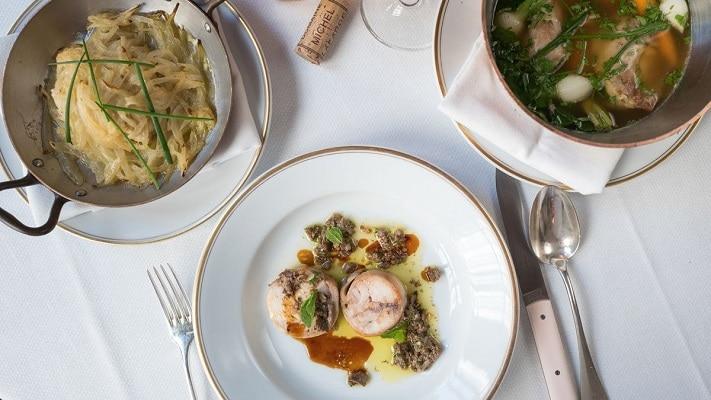 Paris Restaurants 0