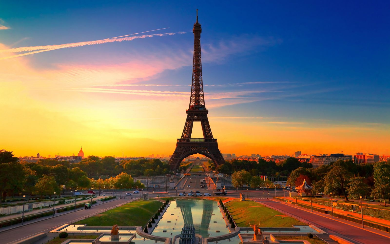 Must-See places in Paris 16