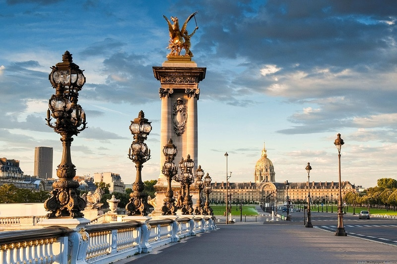 Must-See places in Paris